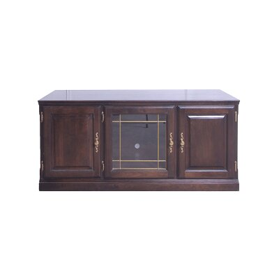 53 TV Stand Color: Antique Alder