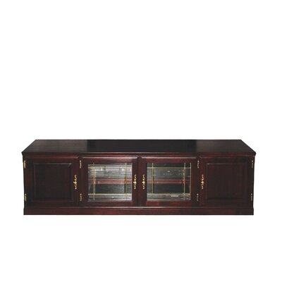 80 TV Stand Color: Spice Alder