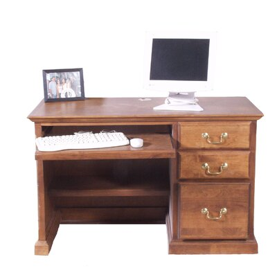 Special Pullout Computer Desk Product Photo