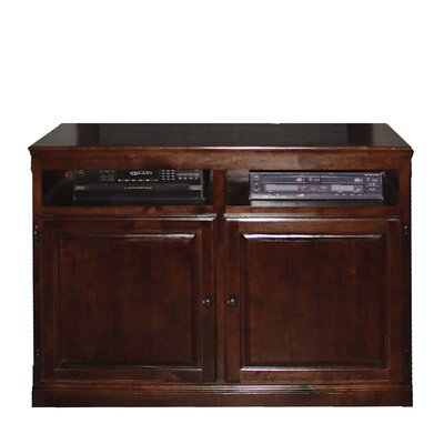 48 TV Stand Color: Antique Alder
