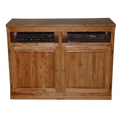 42 TV Stand Color: Spice Alder