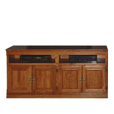 60 TV Stand Color: Spice Alder
