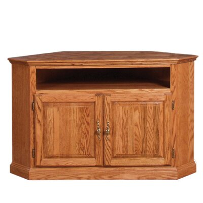 63 TV Stand Color: Coffee Alder