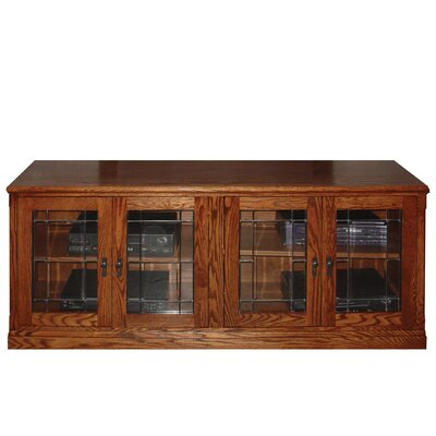 66 TV Stand Color: Antique Alder