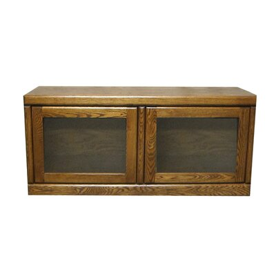 48 TV Stand Color: Coffee Alder
