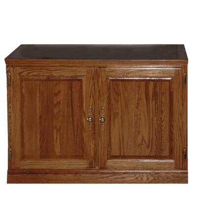 33 TV Stand Color: Golden Oak