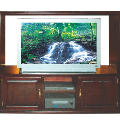 67 TV Stand Color: Coffee Alder