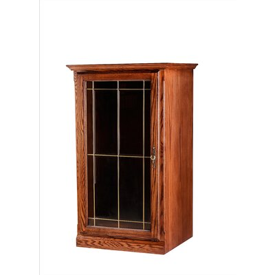 Audio Tower Cabinet Color: Coffee Alder