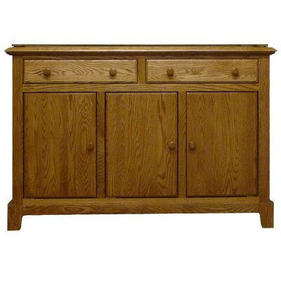 Sideboard Finish: Chestnut Oak