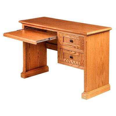 Mission Knob Computer Desk