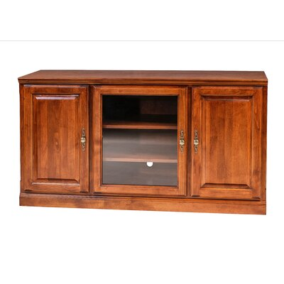 TV Stand Color: Spice Alder