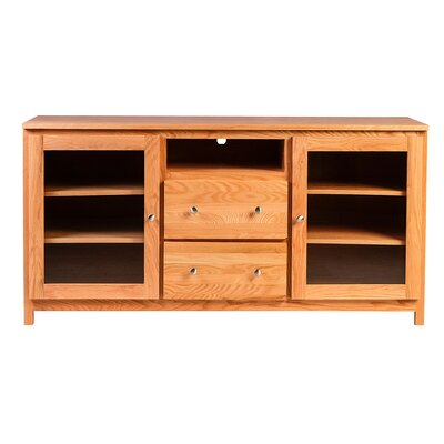 Urban 30 TV Stand Color: Red Oak