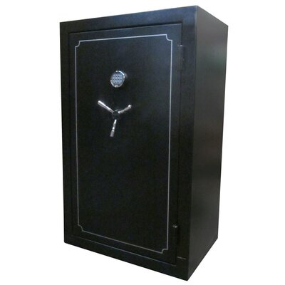 Silver Series Electronic Lock Gun Safe Product Image 1580