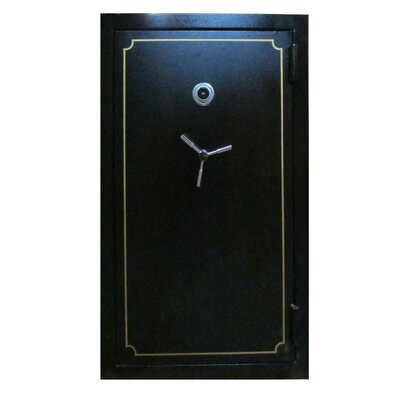 Gold Series Dual Combination Lock Gun Safe Product Image 961