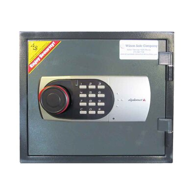Electronic Lock Fire Safe Cuft 987 Product Picture