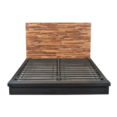 Sabrina Platform Bed Size: California King