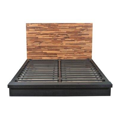 Sabrina Platform Bed Size: California King