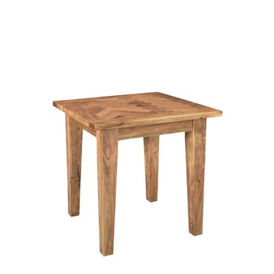 Ruiz End Table Finish: Natural