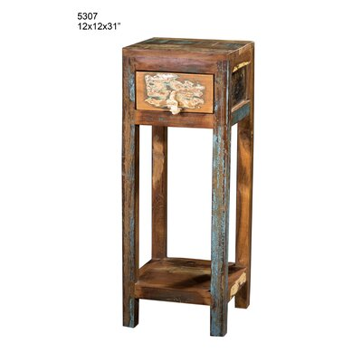 Cadonia Wooden Telephone Table LOPK2972 41193189