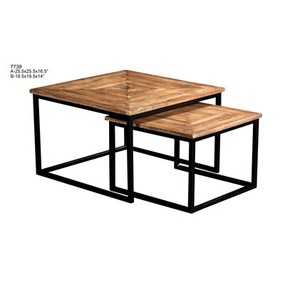 Calder 2 Piece Nesting Tables
