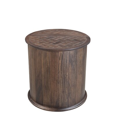 Caledonia End Table Finish: Smoke