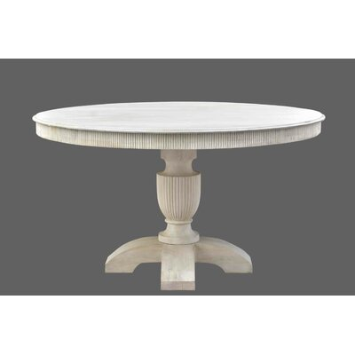 Coursey Round Dining Table Size: 30 H x 48 W x 48 D