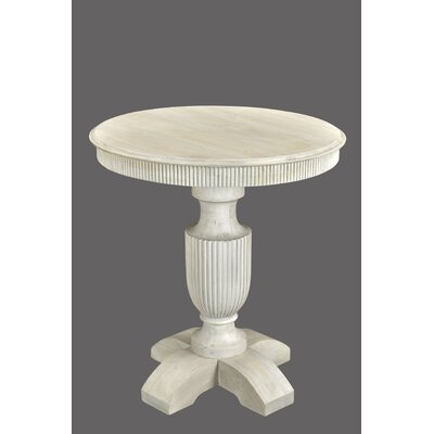 Coursey End Table Color: Akzo White