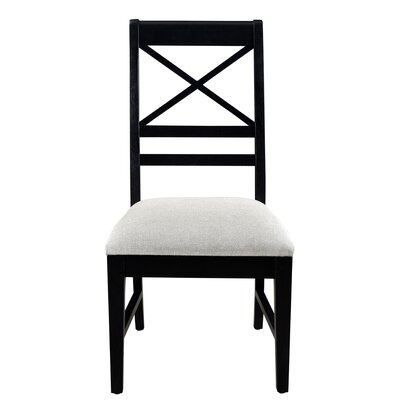Pottorff Upholstered Dining Chair (Set of 2)