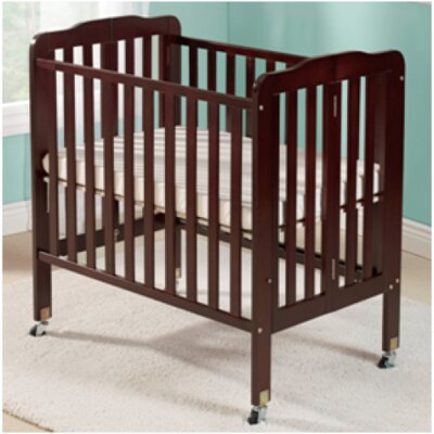 Big Oshi Angela 2 Position Portable Crib Finish: Espresso CRB-409