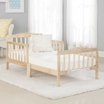 Big Oshi Toddler Bed Finish: Natural
