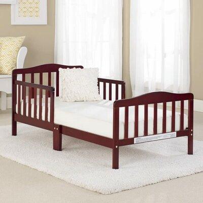 Big Oshi Toddler Bed Finish: Cherry