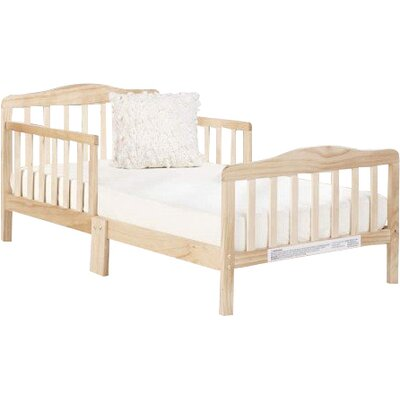 Big Oshi Toddler Bed Color: Natural