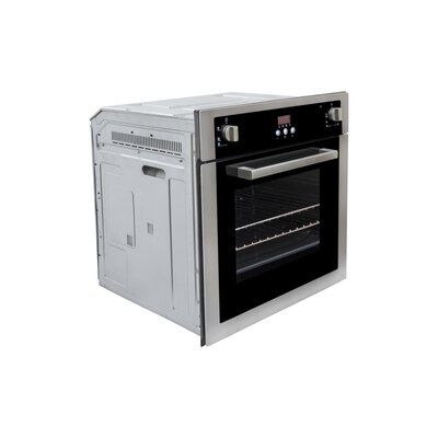 "Cosmo 24"" Convection Electric Single Wall Oven"