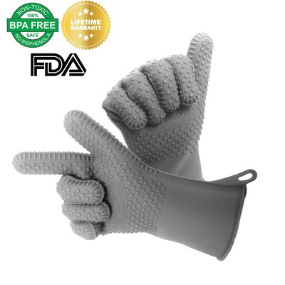 2 Piece Potholder Gloves