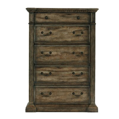 Porath 5 Drawer Chest