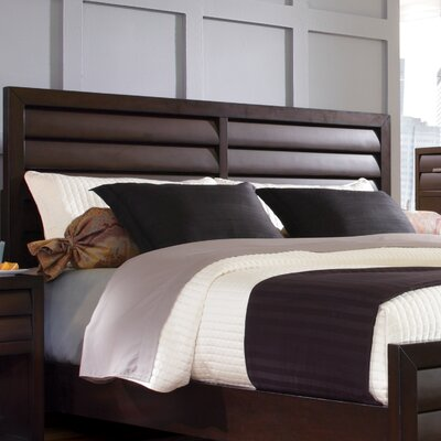 Martinsville Panel Headboard Size: King