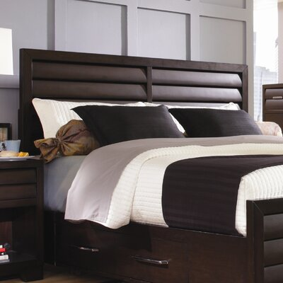 Martinsville Panel Bed Size: Queen