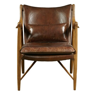 Harmony Leather Armchair