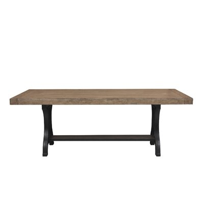 Coulonge Plank Style Dining Table