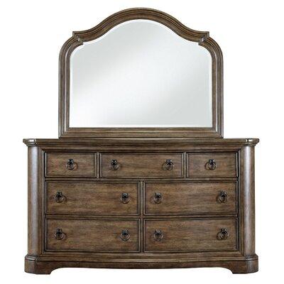 Aurora 7 Drawer Dresser