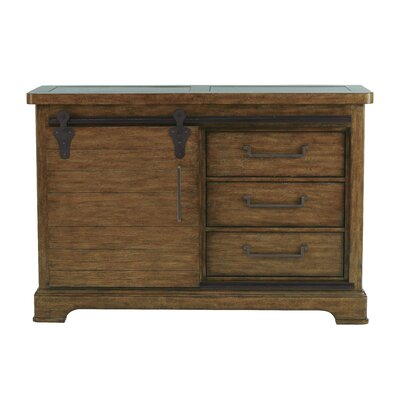 Gilcrest Sliding Door Buffet Credenza