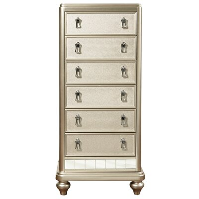 Diva Lingerie 6 Drawer Chest