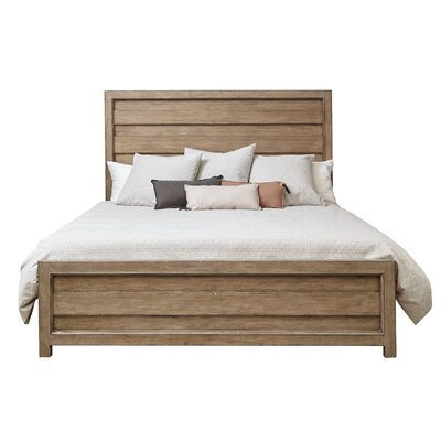 Coulonge Wood Panel Bed