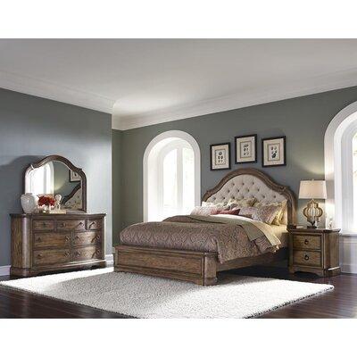 Aurora Panel Customizable Bedroom Set