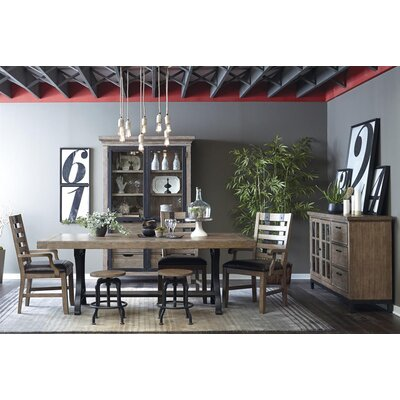 Coulonge 4 Piece Dining Set