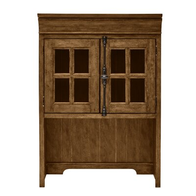 Gilcrest 45 H x 31 W Door Hutch