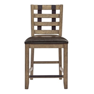 Fort Oglethorpe Brown Dining Chair