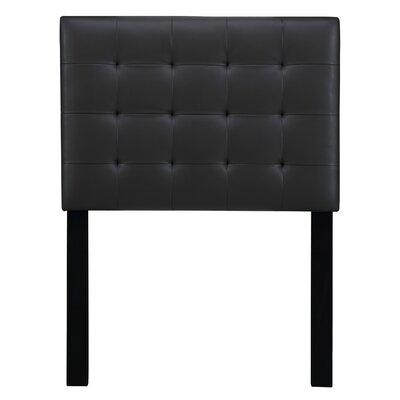 Crockett Aspen Upholstered Panel Headboard Size: King