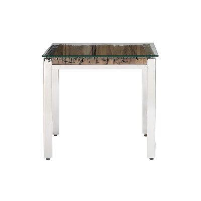 Balis Rustic End Table