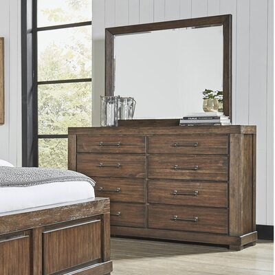 Wyckoff 8 Drawer Dresser